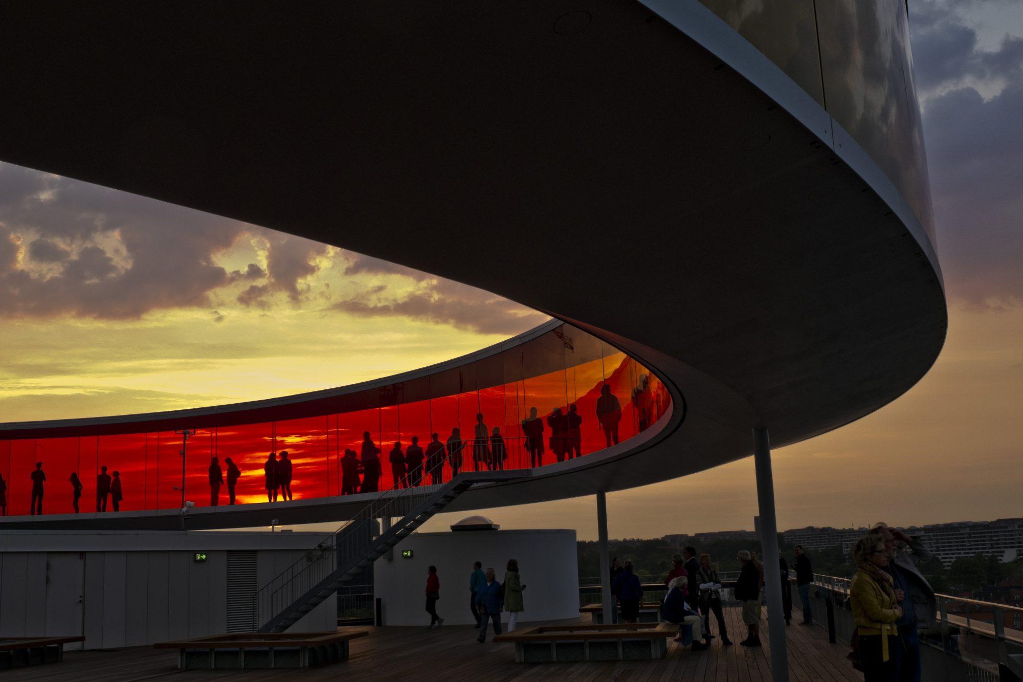 ARoS Aarhus Kunstmuseum, Your Rainbow Panorama (1)