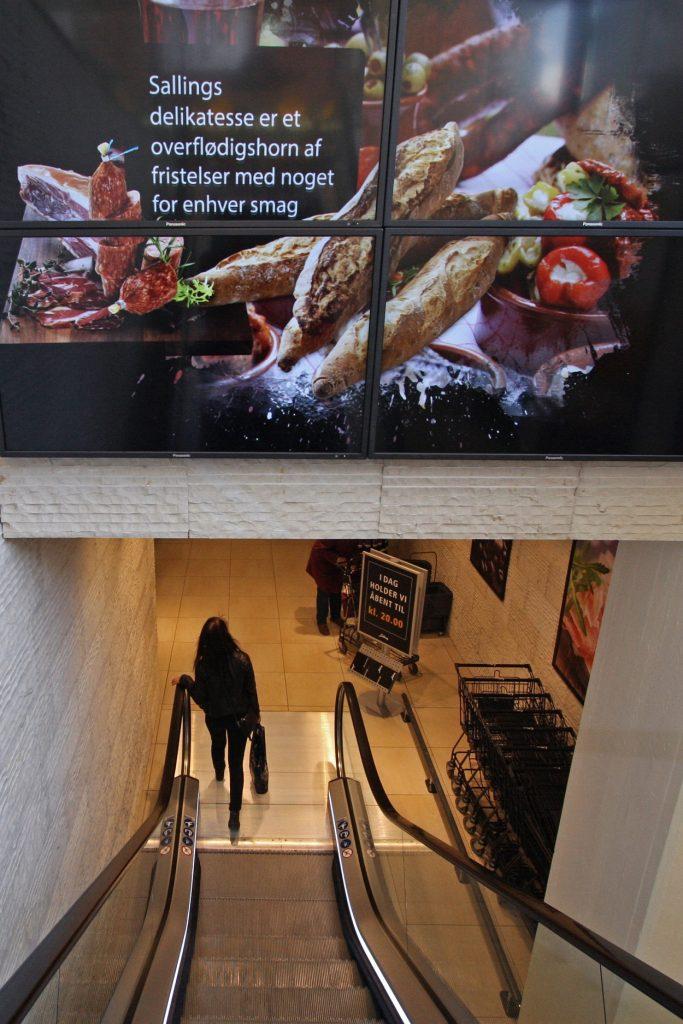 Sallings supermarked Aalborg