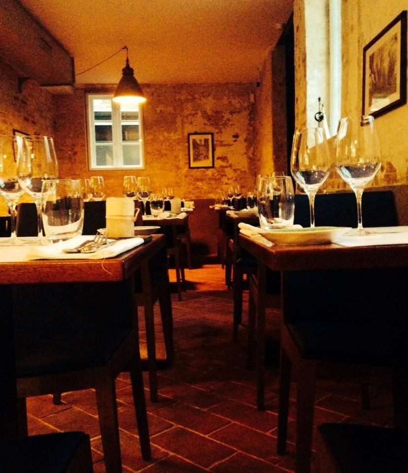 La Locanda tilbyr klassisk italiensk mat av høy klasse.