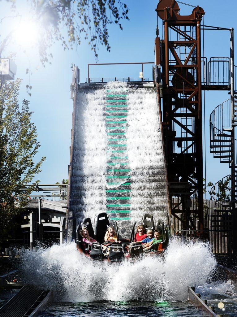 Vikings River Splash i LEGOLAND®
