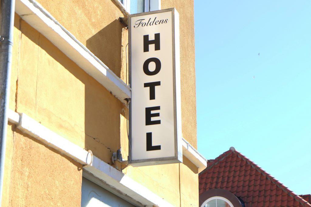 Skagen, Foldens Hotel