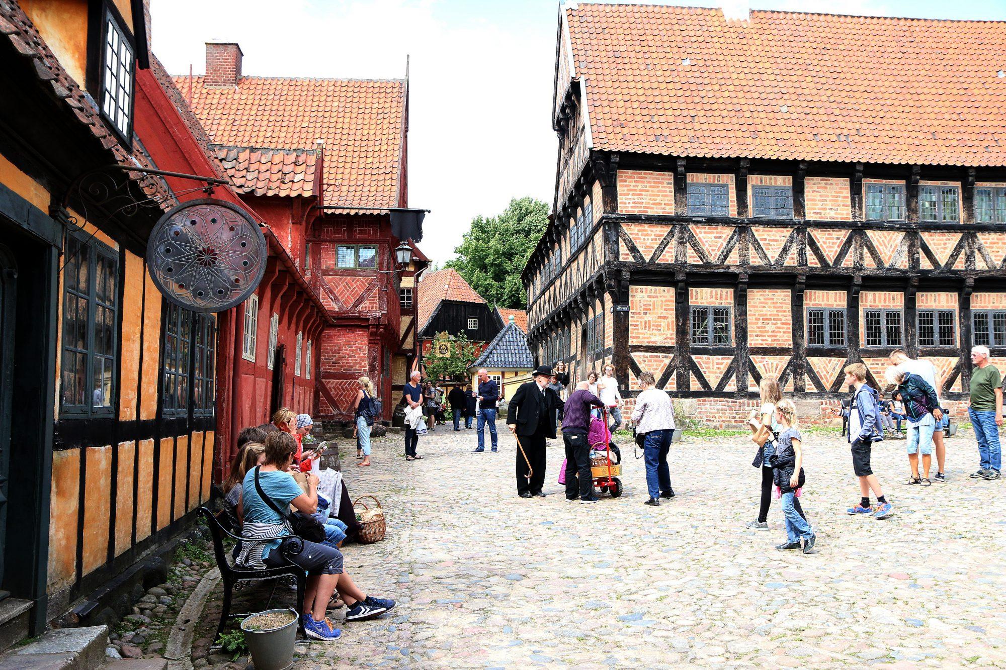 Den gamle by - Århus