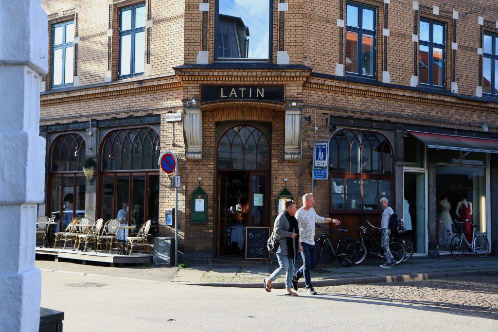 Latinerkvartalet er ett av mange steder der det i ti dager vil vrimle av konserter og annen kultur. Foto: Fjord Line