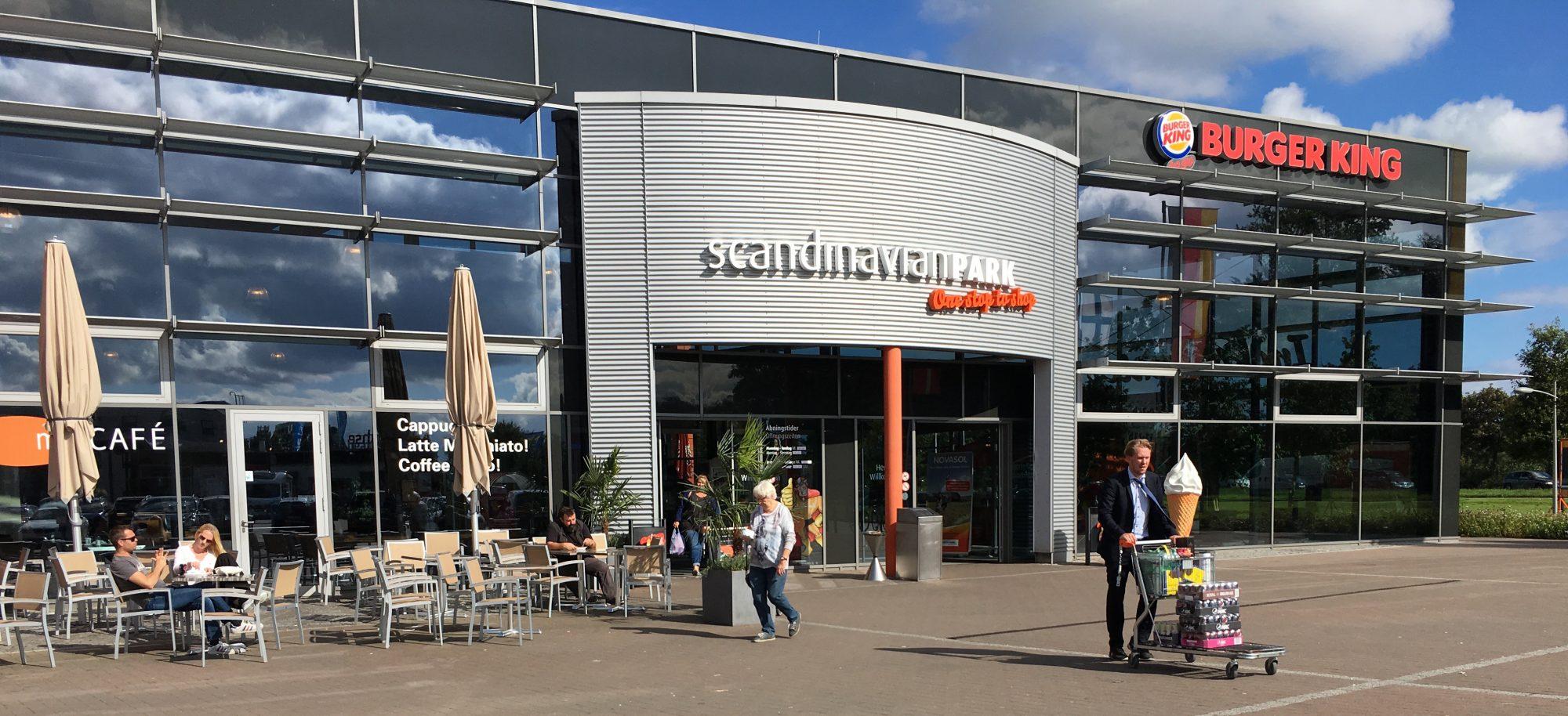 Kjøpesenter løkken danmark