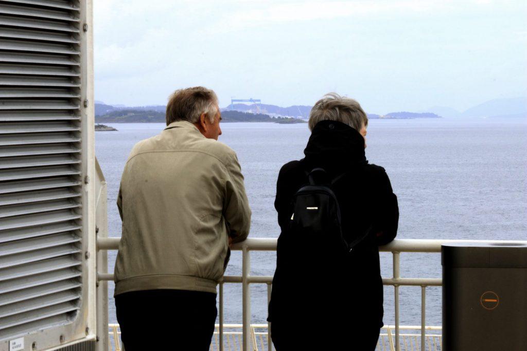 Høst. En hyggelig sjøreise er både en god start, og en god avslutning på reisen. Foto: Fjord Line