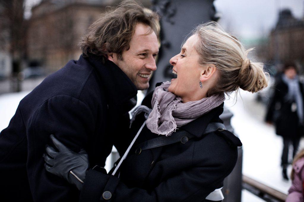 Moro for to: Aalborg er som skapt for en parferie - også om vinteren. Foto: Niclas Jessen/Visit Denmark
