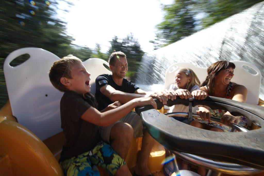 Moro: Det er gjestene selv som har kåret Fårup til Nordens beste sommerland. Pressefoto